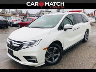 Used 2018 Honda Odyssey EX-L Navi / LEATHER / NO ACCIDENTS for sale in Cambridge, ON