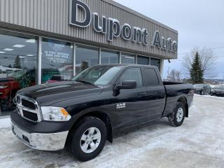 Used 2017 RAM 1500 Ram 1500 SXT Quadcab V6 4x4 for sale in Alma, QC