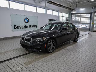 New 2019 BMW 330i xDrive Sedan for sale in Edmonton, AB