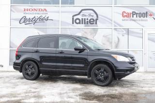 Used 2011 Honda CR-V LX AWD***GARANTIE 10 ANS/200 000 KM*** for sale in Québec, QC