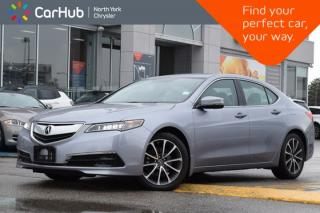 Used 2015 Acura TLX V6 Tech|Heat.Seats|Sunroof|Keyless_Go|Backup_Cam|Blindspot|Bluetooth| for sale in Thornhill, ON