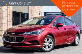 Used 2017 Chevrolet Cruze LT|Sunroof|Blindspot|Heat.Frnt.Seats|Bluetooth|Keyless_Go for sale in Thornhill, ON