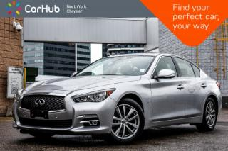 Used 2015 Infiniti Q50 |Blindspot|Heat.Frnt.Seats|Sunroof|GPS|Keyless_Entry|Bluetooth|17
