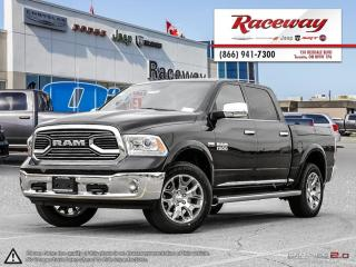 Used 2017 RAM 1500 Longhorn for sale in Etobicoke, ON