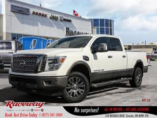 Used 2018 Nissan Titan XD Platinum Reserve Diesel for sale in Etobicoke, ON