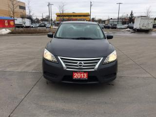 Used 2013 Nissan Sentra 4 Door, Automatic, 3 Years warranty available for sale in Toronto, ON