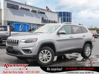 Used 2019 Jeep Cherokee NORTH | COMPANY DEMO | COLD WEATHER PACKAGE | for sale in Etobicoke, ON