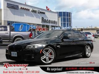 Used 2011 BMW 550i 550XI | M-SPORT | AWD | NAV | HEATED SEATS | for sale in Etobicoke, ON