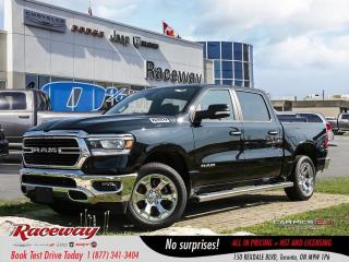 Used 2019 RAM 1500 Big Horn | PANO | BLINDSPOT | REM START for sale in Etobicoke, ON