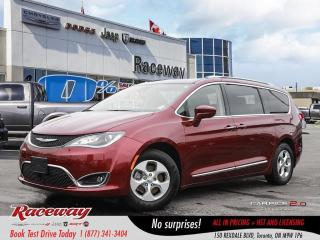 Used 2017 Chrysler Pacifica Touring-L Plus for sale in Etobicoke, ON