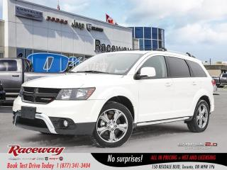 Used 2017 Dodge Journey Crossroad for sale in Etobicoke, ON