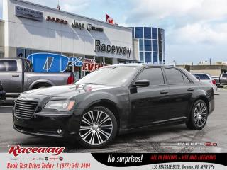 Used 2013 Chrysler 300 S for sale in Etobicoke, ON