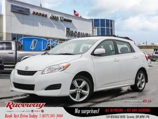 Used 2010 Toyota Matrix BASE for sale in Etobicoke, ON