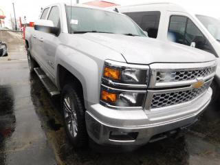 Used 2015 Chevrolet Silverado 1500 LT for sale in Listowel, ON