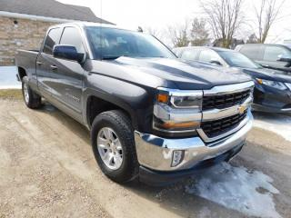 Used 2016 Chevrolet Silverado 1500 LT for sale in Listowel, ON