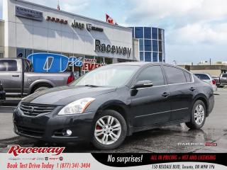 Used 2012 Nissan Altima 2.5 S (CVT) for sale in Etobicoke, ON