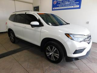 Used 2017 Honda Pilot EX-L LEATHER NAVI DVD for sale in Listowel, ON