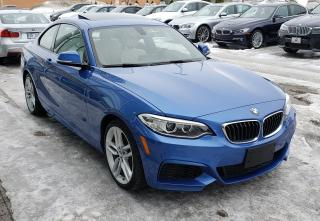 Used 2016 BMW 228i This Is One Sexy for sale in Dorval, QC
