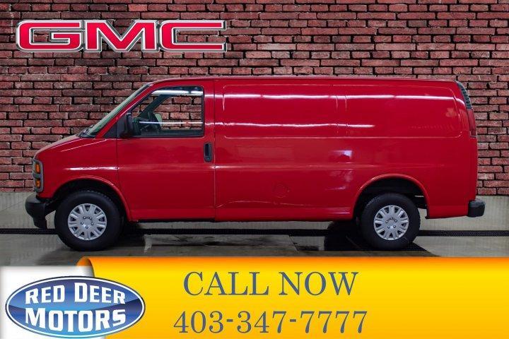used 2001 gmc savana g1500 sl cargo van for sale in red deer, alberta carpages.ca