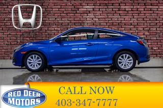 Used 2016 Honda Civic Coupe LX for sale in Red Deer, AB