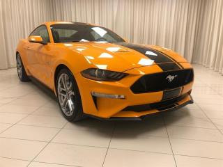 Used 2019 Ford Mustang GT Premium - 460hp for sale in Calgary, AB