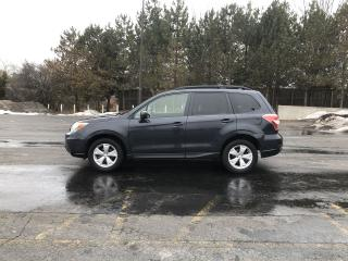 Used 2014 Subaru Forester Premium AWD for sale in Cayuga, ON