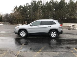 Used 2015 Jeep Cherokee North Edition 4X4 for sale in Cayuga, ON