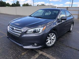 Used 2016 Subaru Legacy PREMIUM AWD for sale in Cayuga, ON