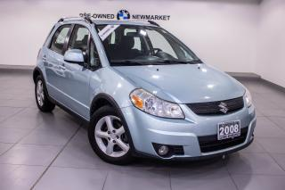 Used 2008 Suzuki SX4 4Dr Base at -NO ACCIDENTS|POWER LOCKS for sale in Newmarket, ON