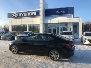 Used 2017 Hyundai Elantra Gl Volant Ch for sale in Val-D'or, QC