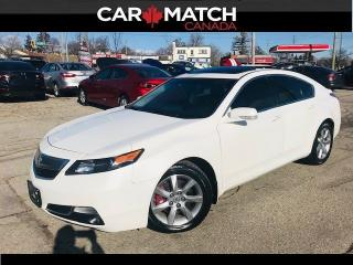 Used 2012 Acura TL w/Tech Pkg / LEATHER / NAV for sale in Cambridge, ON