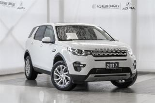 Used 2017 Land Rover Discovery Sport HSE for sale in Langley, BC
