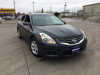 Used 2008 Nissan Altima Automatic, 4 Cyl. 4 door, Certify, 3 years warrant for sale in Toronto, ON
