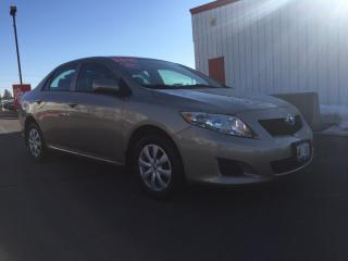 Used 2010 Toyota Corolla CE for sale in Fredericton, NB