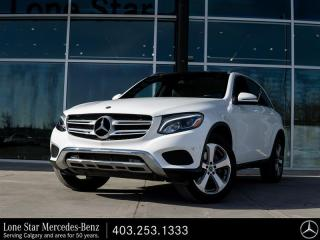 Used 2019 Mercedes-Benz GLC 300 4MATIC SUV for sale in Calgary, AB