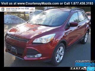 Used 2016 Ford Escape SE - 4WD for sale in Courtenay, BC