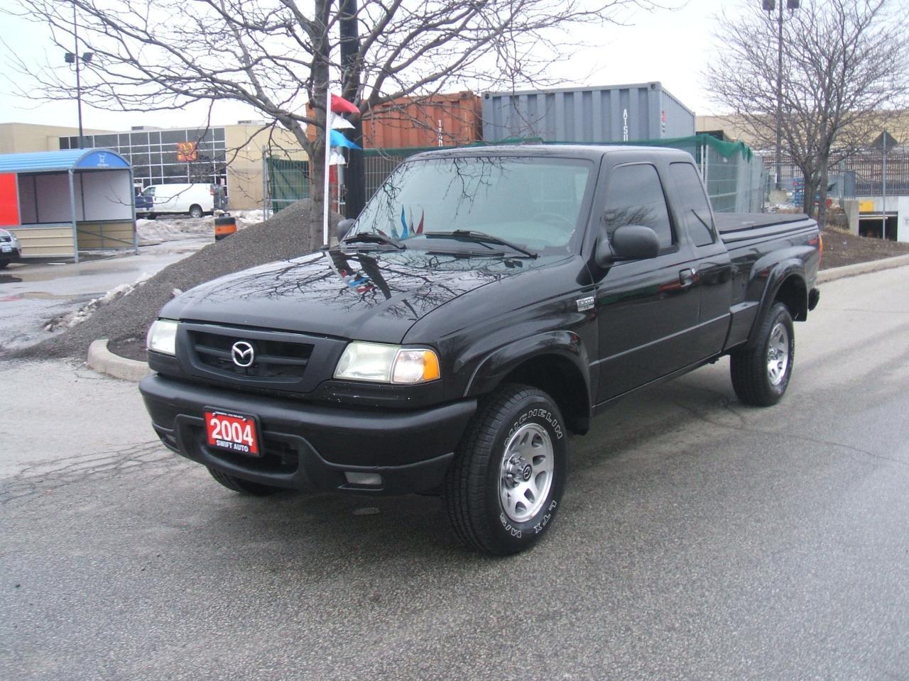 2004 Mazda B-Series SE   DUAL SPORT