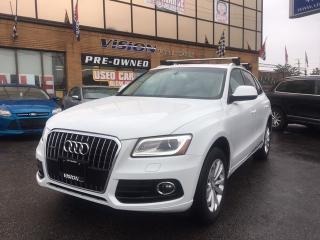 Used 2014 Audi Q5 2.0 Progressiv/Navigation for sale in North York, ON