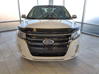 Used 2013 Ford Edge ALL WHEEL DRIVE/NAVIGATION/BACK UP CAMERA/BLIND SPOT/HEATED SEATS for sale in Edmonton, AB