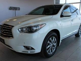 Used 2015 Infiniti QX60 DRIVERS ASSIST/HEATED SEATS/ALL WHEEL DRIVE/BLIND SPOT for sale in Edmonton, AB