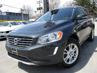 Used 2015 Volvo XC60 XC60 T5 PREMIER AWD~LEATHER~PANORAMA~MEMORY SEAT for sale in Burlington, ON