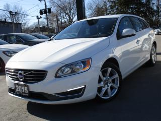 Used 2015 Volvo V60 V60 T5 DRIVE-E~SUNROOF~86KMS~WAGON~AUTOMATIC !! for sale in Burlington, ON