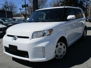 Used 2014 Scion xB XB~ 5 SPEED MANUAL ~ ONE OWNER ~ 117,000KMS !!! for sale in Burlington, ON