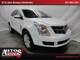 Used 2012 Cadillac SRX Luxury Collection for sale in Sherbrooke, QC