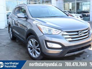 Used 2015 Hyundai Santa Fe Sport LTD NAV/COOLEDSEATS/PANOROOF/LEATHER/HEATEDSTEERING for sale in Edmonton, AB
