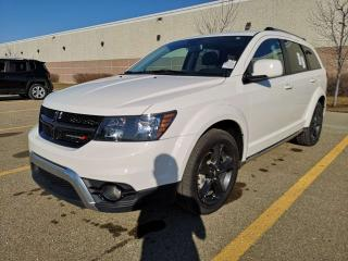 Used 2018 Dodge Journey Crossroad AWD for sale in Edmonton, AB