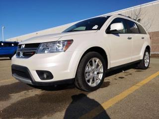 Used 2018 Dodge Journey GT AWD for sale in Edmonton, AB