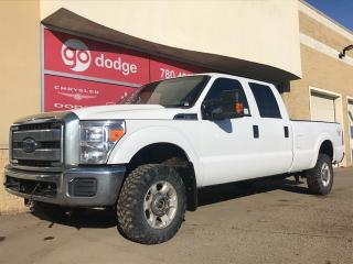 Used 2015 Ford F-350 Super Duty SRW for sale in Edmonton, AB