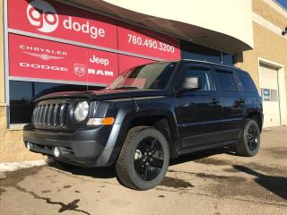 Used 2015 Jeep Patriot Altitude Package for sale in Edmonton, AB