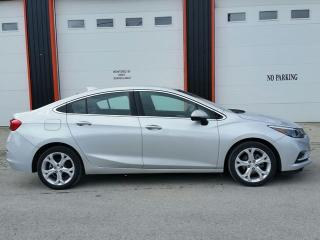 Used 2017 Chevrolet Cruze Premier for sale in Jarvis, ON